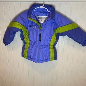 Columbia Puffer Jacket/Coat Challenge 4T